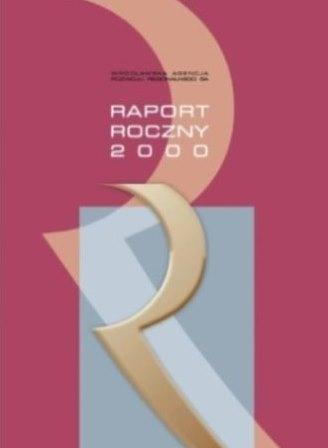 [Raport Roczny 2000 | Annual Report 2000]